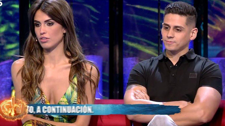 Sofía Suescun se rebela contra Jorge Javier en 'SV 2020': Me estás tocando las pelotas