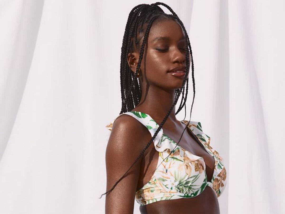 Foto: Bikini de HyM. (Cortesía)