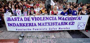 Post de Calmar el estrés, evitar al agresor... Escolta a víctimas de violencia en juzgados de Bilbao