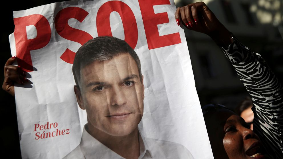 El PSOE se deja unos 50.000 militantes por el camino en los últimos ocho años