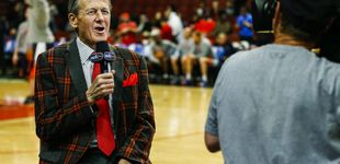 Post de Fallece Craig Sager, el periodista que hizo reír al 'hombre de hierro' de la NBA