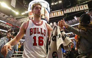 Pau Gasol sigue de dulce: lidera otra victoria de los Bulls y acaricia otro récord histórico