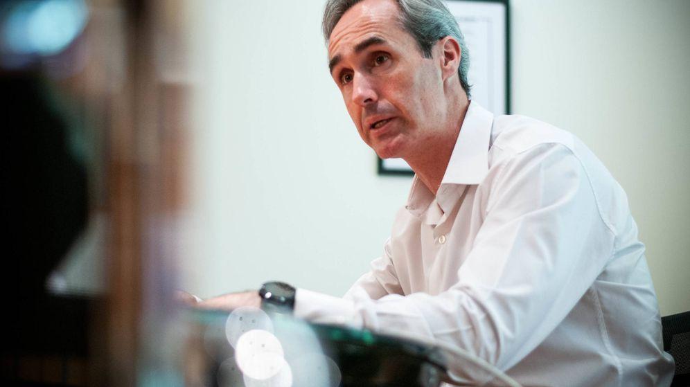 Foto: Enrique Tellado, consejero delegado de EVO Banco. (Foto: Carmen  Castellón)