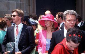 Carolina de Waldburg, 'amiga' especial del príncipe Felipe: Nos vemos y escribimos