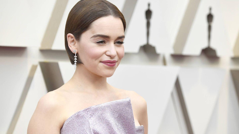 Emilia Clarke. (Getty)
