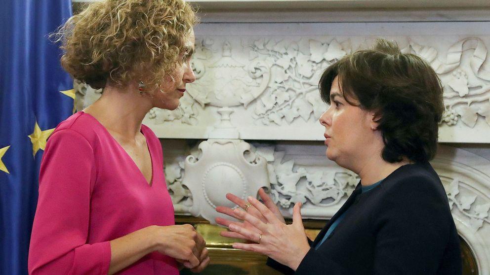 El Gobierno empezará a estudiar su plan para Cataluña en su primer Consejo