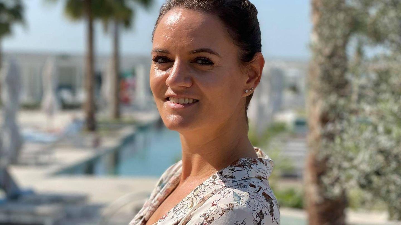 Fotografía de Amalia en Dubái. (Cedida)