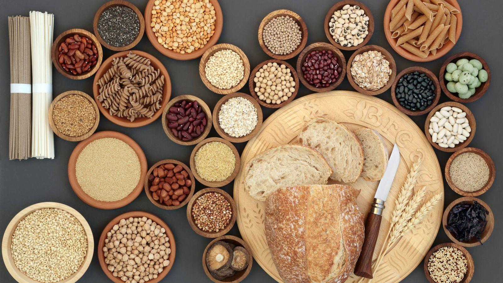 Nutrientes: Carbohidratos, la energía que necesitas (y no engordan)