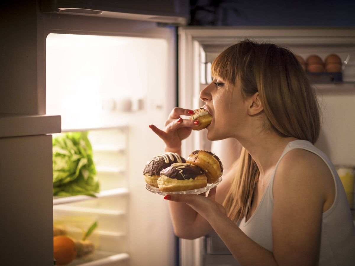 Foto: Snacks saludables. (iStock)
