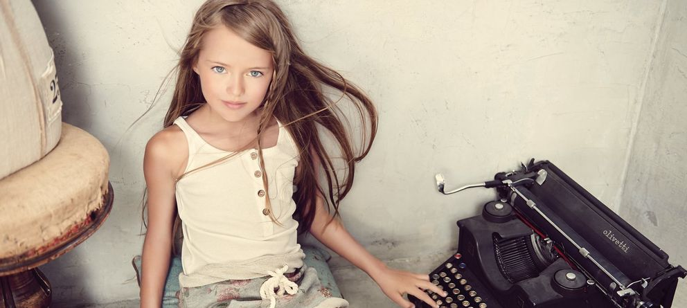 Foto: Así es Kristina Pimenova, la joven promesa de la moda