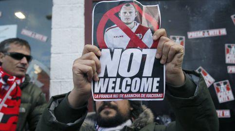 Etxeberría, Salva o Zozulya: cuando la política veta a los futbolistas