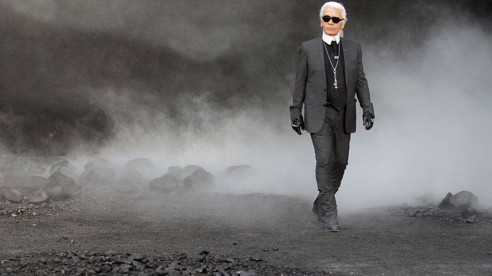 Foto: Karl Lagerfeld, en una imagen de archivo. (Reuters)
