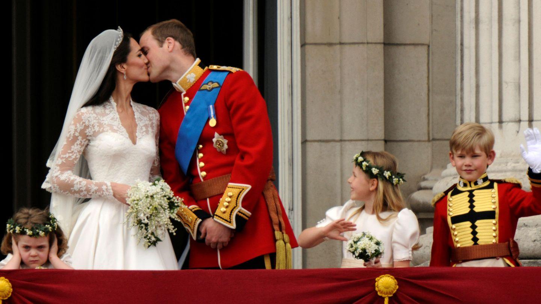 La boda de Kate Middleton y el príncipe Guillermo. (Reuters)