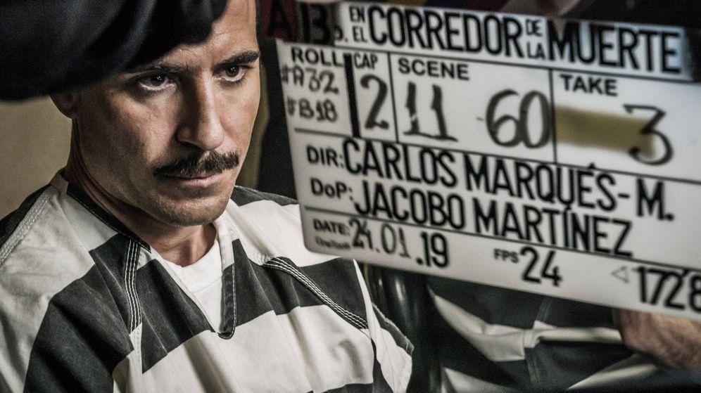 Foto: Making of de 'En el corredor de la muerte'. (Movistar )