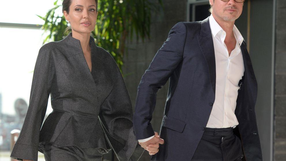 Angelina Jolie y Brad Pitt se mudan a Londres entre rumores de divorcio