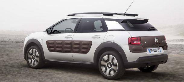 Foto: Citroën reinventa el coche barato y útil