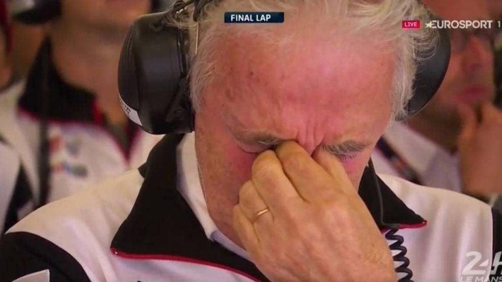 Toyota y Le Mans, o cuando no hay palabras para tanta crueldad deportiva