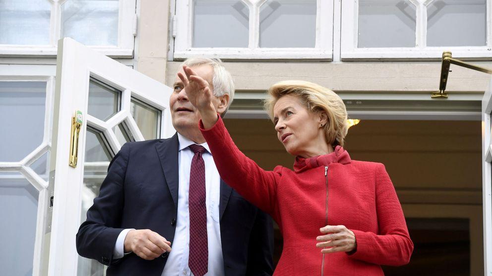 Von der Leyen urge a Londres a elegir un comisario europeo a pesar del Brexit