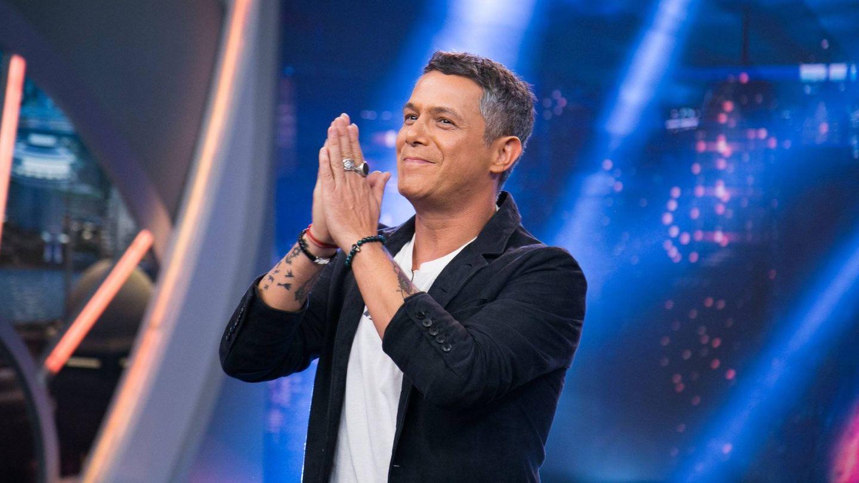 Alejandro Sanz en 'El Hormiguero'. (Antena 3)