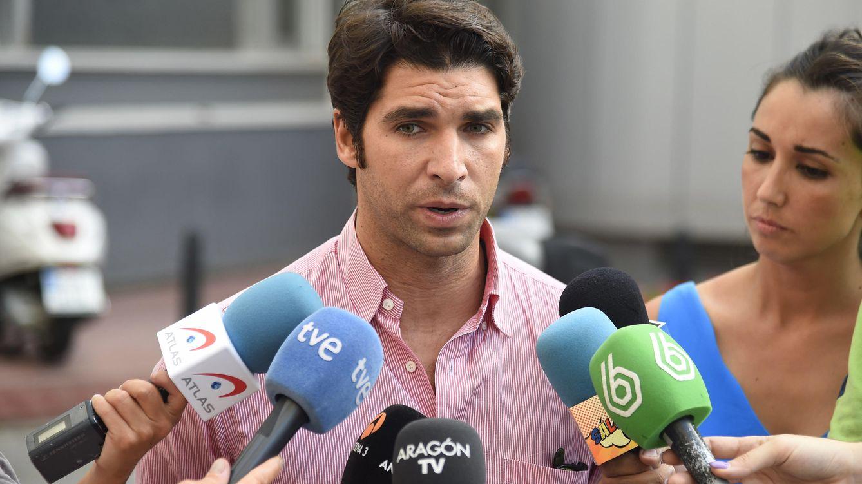 Foto: Cayetano Rivera en Zaragoza (Gtres)