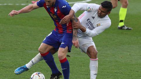 Casemiro: el sostén defensivo que aguanta con pulso al Real Madrid en LaLiga