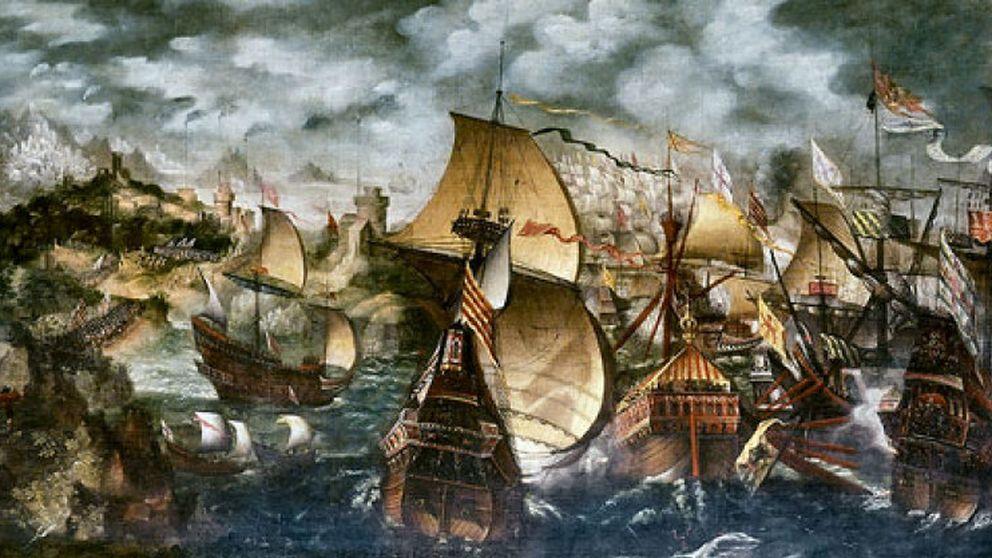 El galeón de la Armada Invencible que durmió 400 años