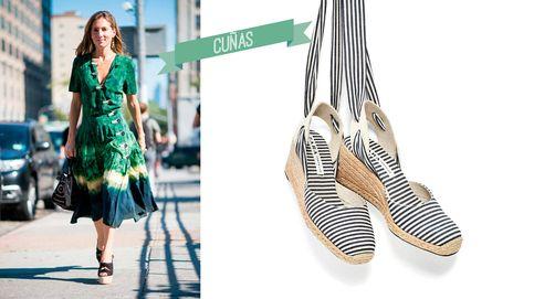 Estos son los 4 tipos de zapato que vas a necesitar estas vacaciones