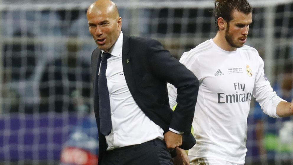 Zidane no pregunta a Bale y a Cristiano, no vaya a ser que quieran jugar