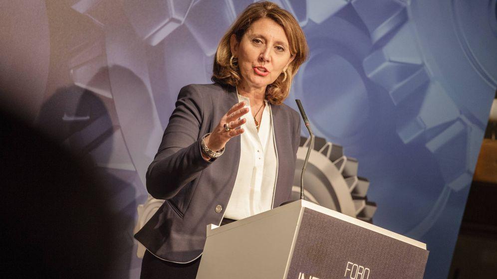 Foto: La secretaria general de Industria y de la Pyme, Begoña Cristeto. (Foto: Jorge Álvaro Manzano)