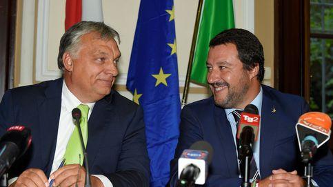 Salvini y Orbán inauguran un otoño de vértigo para la Unión Europea