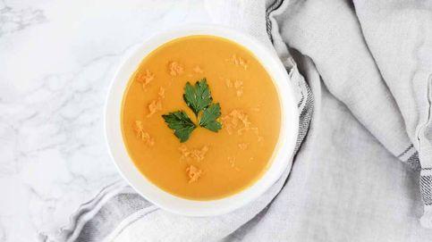 Vídeo-receta: crema de zanahoria, jengibre y naranja
