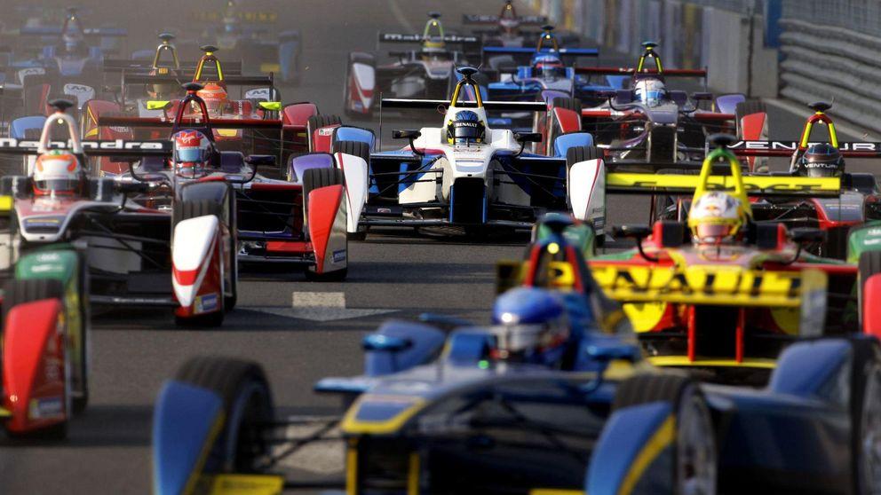 La Fórmula E de Agag recibe una inyección de cerca de 100 millones