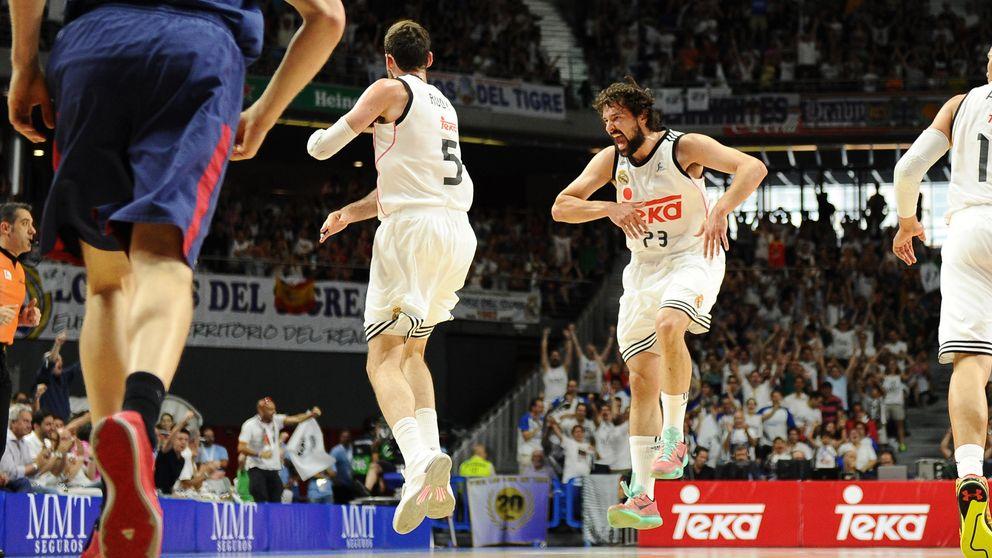 La guinda al mejor año del Madrid sería un humillante 3-0 en casa del Barcelona