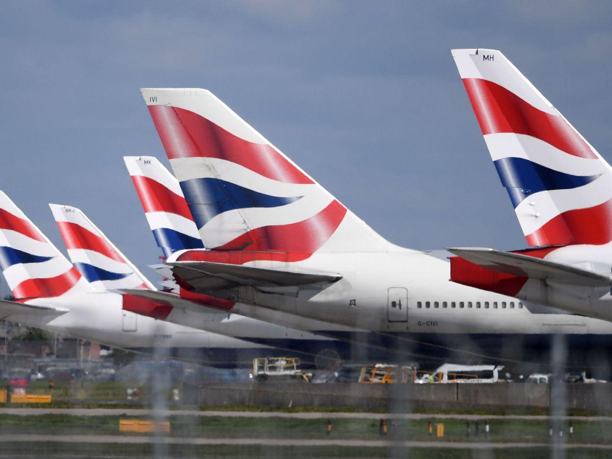 Foto: British Airways. (EFE)