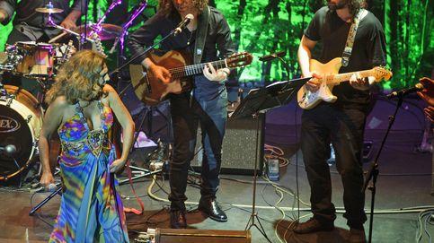 Lolita apoya la carrera musical de su hijo Guillermo