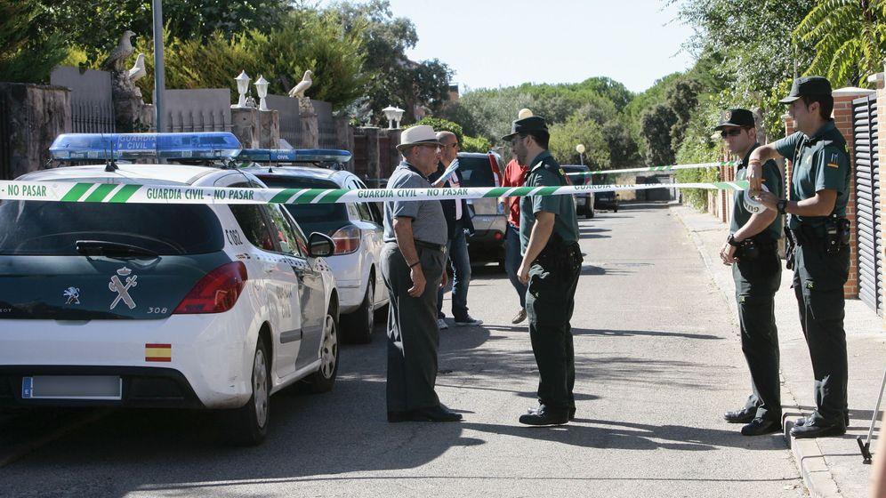 Foto: Localizan los cuerpos de cuatro personas descuartizadas en Pioz. (EFE)