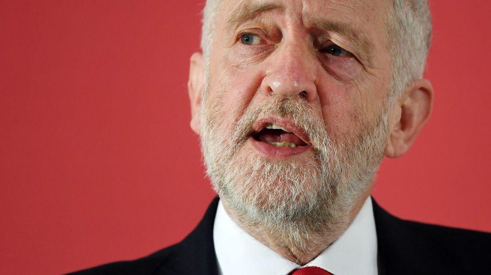 Foto: El líder laborista británico, Jeremy Corbyn. (EFE)