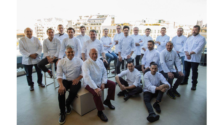 Foto: El evento concentra el talento culinario de los grandes chefs del momento.