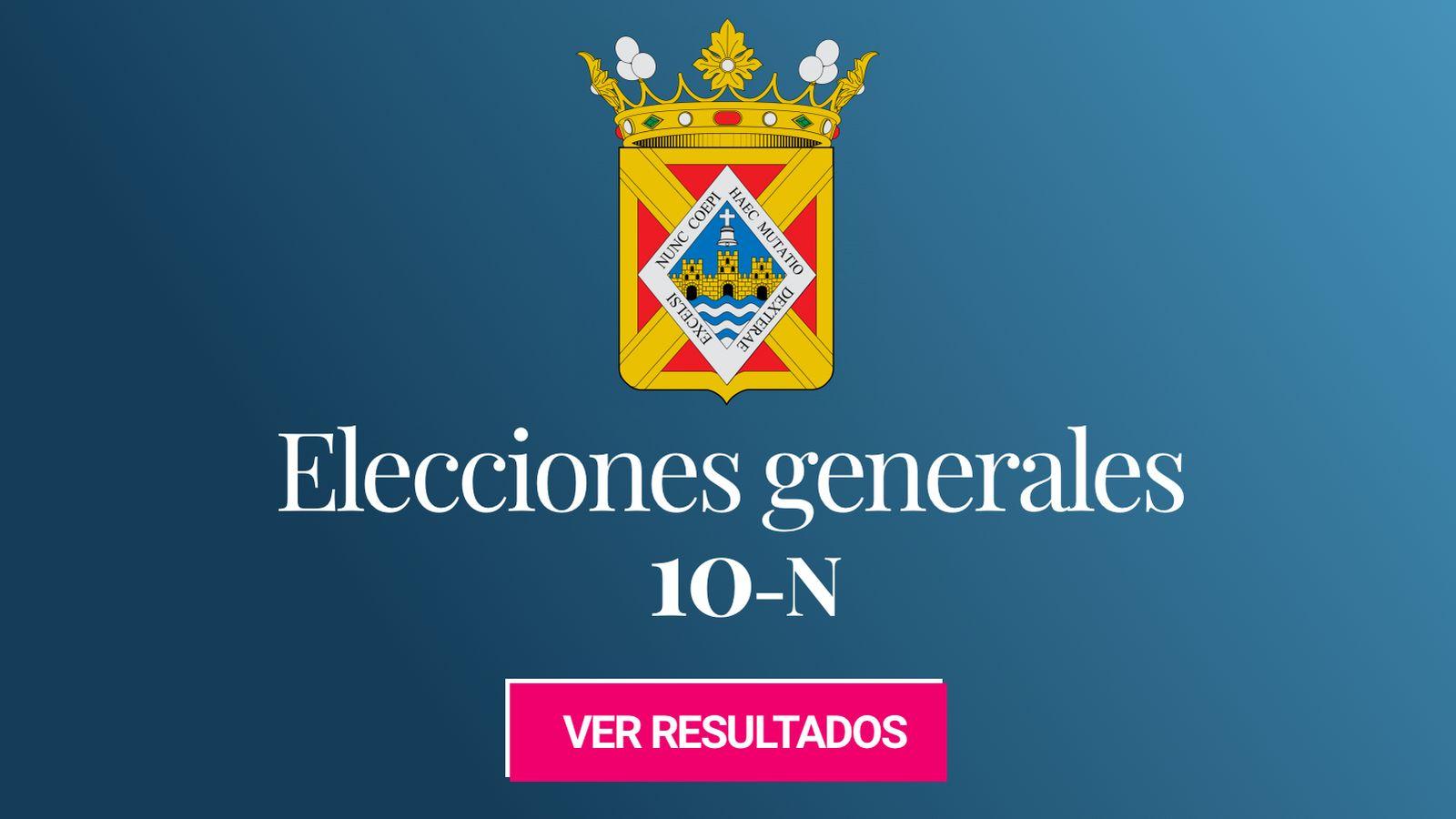 Foto: Elecciones generales 2019 en Linares. (C.C./EC)