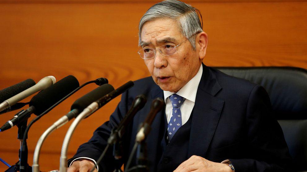 El Banco de Japón mantiene tasas y amplía medidas de estímulo monetario
