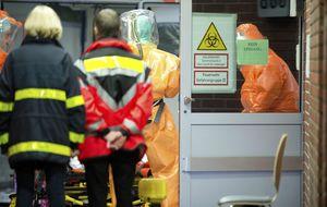 El ébola llega a la bolsa: IAG, NH y Meliá temen la caída del turismo