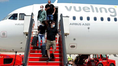 Vueling cobrará por llevar la maleta en cabina con su tarifa básica