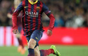 Alba define a Cristiano como una bestia, pero me quedo con Messi