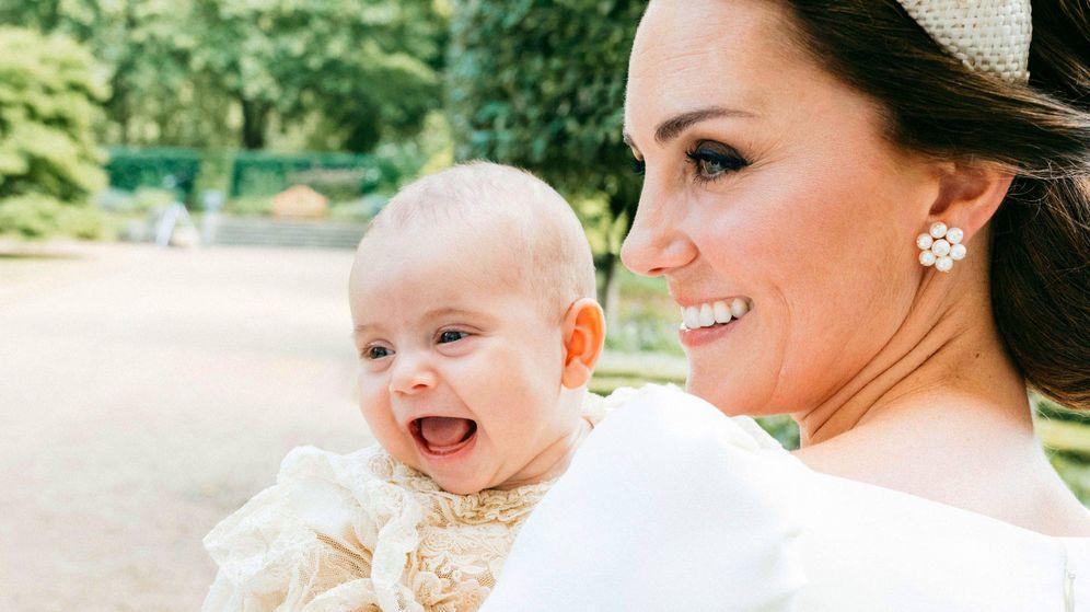 Foto: Late con su hijo Louis.