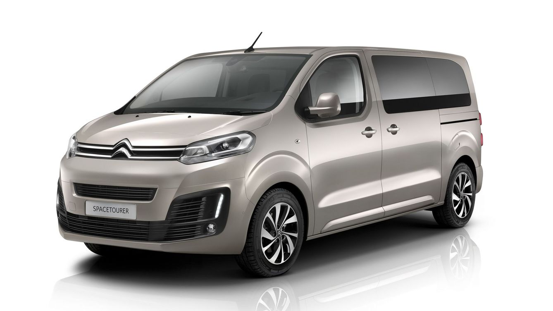 Foto: Citroën SpaceTourer, más profesional o más lúdico