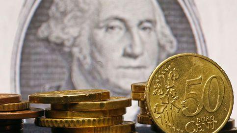 Última hora económica   El dato de la inflación de EEUU frena las subidas del euro