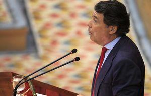 González baila el agua a Rajoy y defiende la reforma electoral del PP