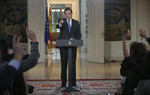Rajoy recibe casi 4.300 cartas de ciudadanos que critican sus recortes