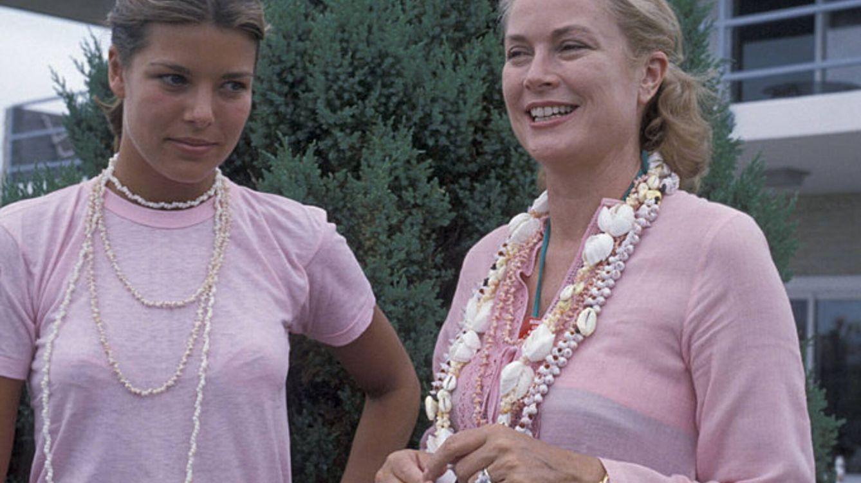 La falda pareo que Carolina de Mónaco llevó en 1978 está ahora disponible en H&M