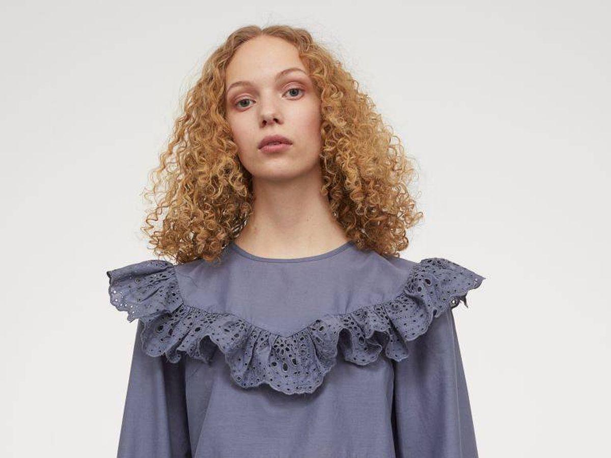 Foto: Estas son las blusas modernas de HyM en las que tienes que invertir. (Cortesía)